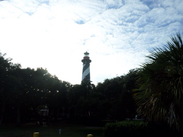 st augustine light house